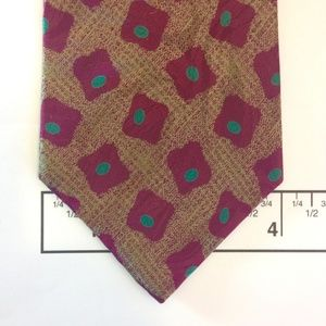 "Albert Nipon Accessories - ALBERT NIPON Mens 100% Imported Silk Tie 4""x56"""